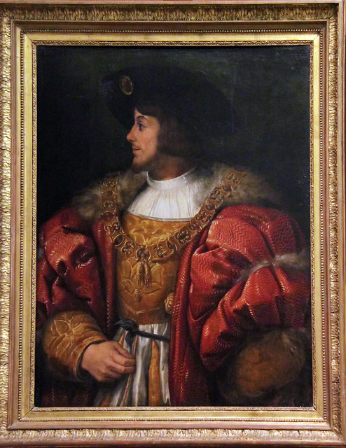 Portrait of King Louis II