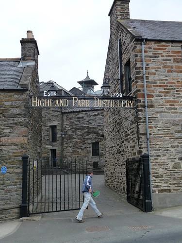 Highland Park Distillery, Kirkwall
