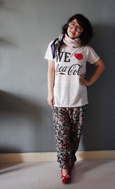 We <3 Coca Cola T-Shirt