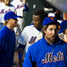 Dugout reaction to Ike Davis' home run