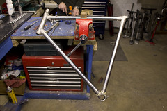 Bike_Builder_39 (atrain cycles) Tags: bicycle frame custom lugs 650b customframeframebuilding atraincyclesatraincycles