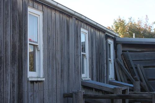 Grey timbers