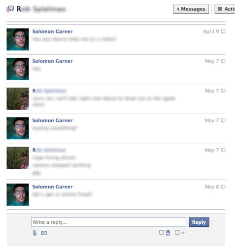 Conversation Thread
