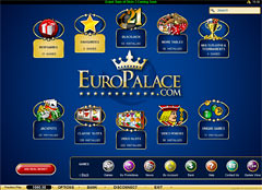 Euro Palace Casino Lobby