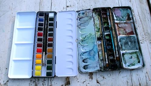 La mia nuova scatola di colori... by elisabetta mitrovic