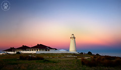 Cape Willoughby Lighthouse (The Eternity Photography) Tags: ocean lighthouse canon dusk au wide australia wideangle colourful southaustralia oceanview 1022mm ki kangarooisland santanu 22mm 2011 superwide capewilloughby 40d banik capewilloughbylighthouse canoneos40d dudleypeninsula canonefs1022mmf3545usmlens santanubanik        wwwfrozenforeternitycom wwwmomentsofnaturecom