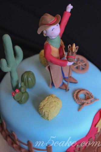 Cowboy cake - 3