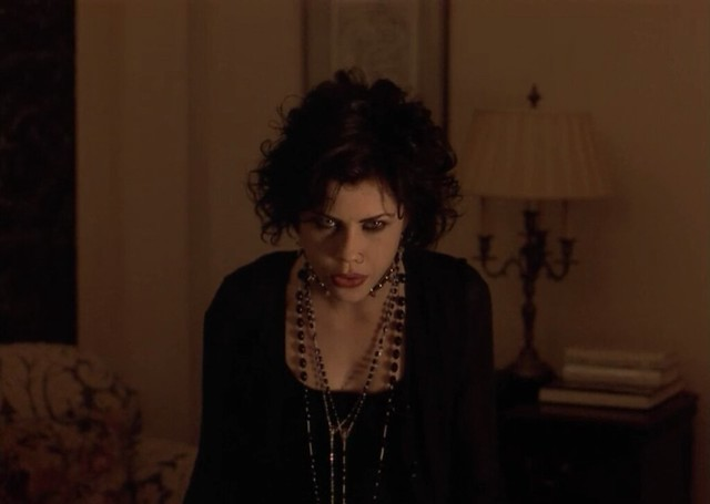Fairuza does crazy well.