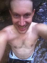 Me at False Black Falls