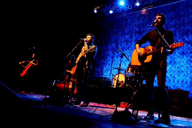 The Avett Brothers @ Verizon Wireless Theater