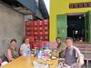 Lunch in Ampana (planetphoton) Tags: indonesia sulawesi ampana ikanbakar