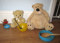 teddy bear play ideas