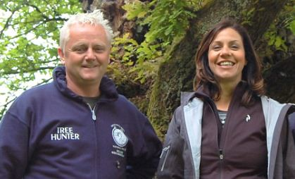 Rob & Julia Bradbury BBC Countryfile May 2011 by thetreehunter