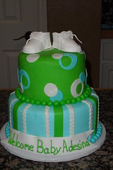 "Lime green and blue baby shower • <a style=""font-size:0.8em;"" href=""http://www.flickr.com/photos/60584691@N02/5772504122/"" target=""_blank"">View on Flickr</a>"