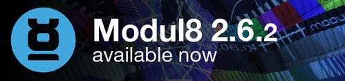 Modul8 2.6.2 update