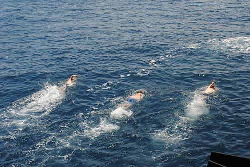 USS Gary Triathlon