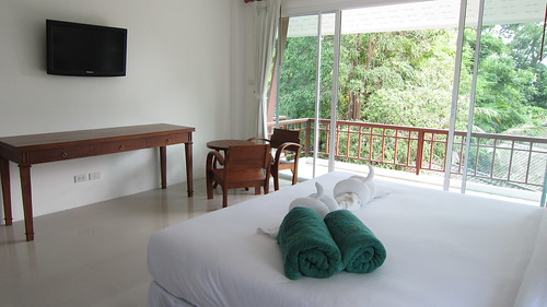 Koh Samui Kirati Resort -Deluxe Room サムイ島キラチリゾート デラックスルーム (10)