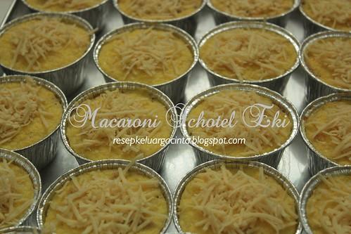 Macaroni Schotel Eki\