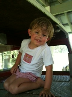 Bennett firetruck