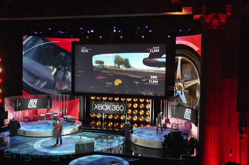 Forza Motorsports 4 Demonstrates Revolutionary Use of Kinect