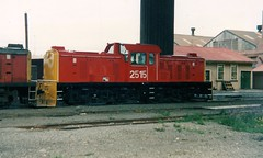 Dsc 2515 Wellington Dec 1987 (AA654) Tags: newzealand diesel railway loco wellington locomotive dsc shunter 2515 nzr