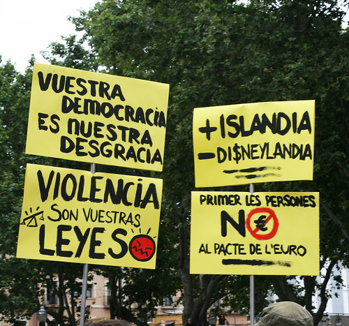 19J Plaza Catalunya, Barcelona