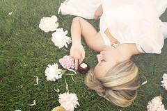 1snowwhite (breathehard) Tags: pink flowers light sleeping red white texture apple girl grass fruit fairytale dead lost sad eyelashes stuck skin princess sleep earring peaceful gone blonde cape mystical snowwhite magical luminous trance dewy airy sheer loney reddelicious luminousskin