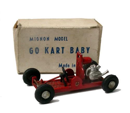 Mignon Go Kart Baby