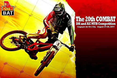 The 20th Combat DH and XC MTB Competition