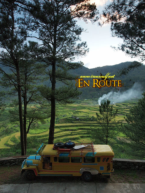 Kapay-aw is one scenic location in Sagada perfect for a stroll