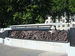 Monumento pilotos II Guerra Mundial