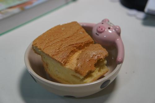2011/06/27 戚風蛋糕