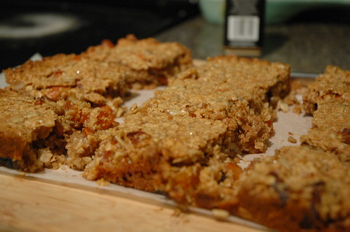 Thick Chewy Granola Bars
