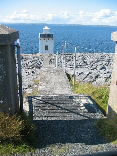 Burren Lighthouse, June 2011