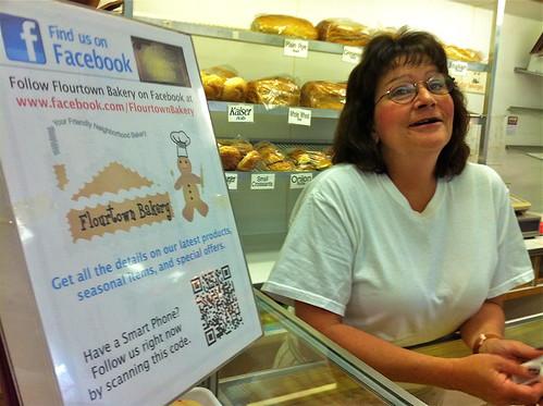 Bakery QR code