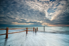 3 Seconds in a cold Water (Dietrich Bojko Photographie) Tags: longexposure sea seascape germany landscape deutschland see evening nationalpark meer balticsea baltic lee landschaft ostsee hitech darss weststrand mecklenburgvorpommern fiters dietrichbojko vorpommerscheboddenlandschaft darserort d7000 dietrichbojkophotographie