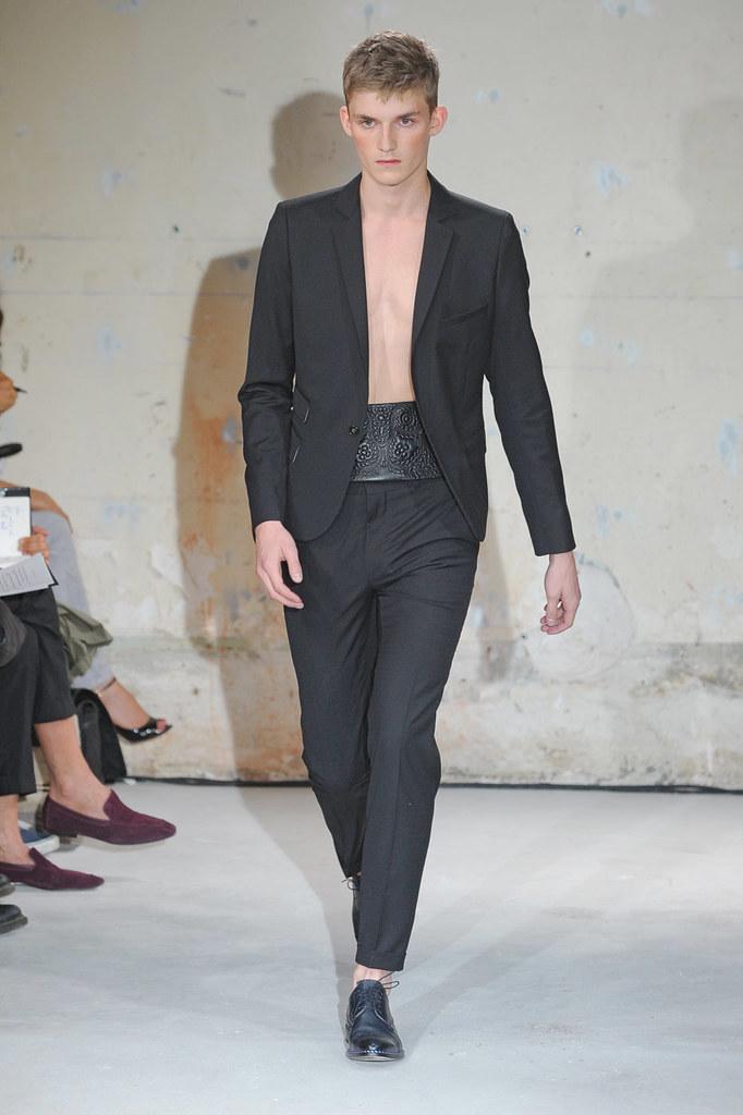 SS12 Paris Christian Lacroix009_Charlie Westerberg(Homme Model)
