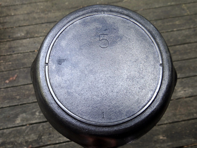 "Unknown 8"" Skillet"