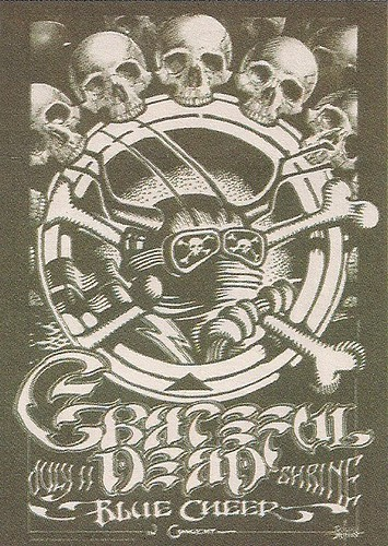 07/11/68 Grateful Dead/Blue Cheer @ Shrine Auditorium, Los Angeles, CA
