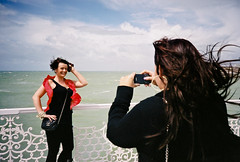 posing on the pier (lomokev) Tags: sea portrait people girl lady female hair person pier lomo lca lomography brighton fuji wind streetphotography tourists lomolca human reala lomograph brightonpier palacepier fujisuperiareala daytrippers shotonhscourse posted:to=tumblr file:name=110618lomolcareala13 roll:name=110618lomolcarealalomolca mfujireala