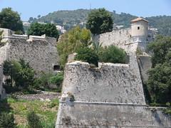 La Citadelle Saint Elme (denis6181) Tags: juillet denis citadelle villefranchesurmer