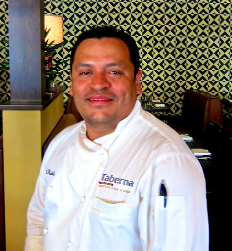 Chef Alex Padilla