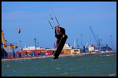 Arbeyal 15-Mayo 2014 (3) (LOT_) Tags: kite beach wind lot asturias viento spot kiteboarding kitesurfing gijon jumps arbeyal element3 switchkites asturkiters nitro3