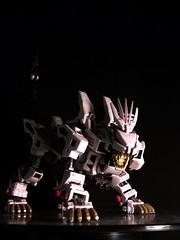 Zoids: Liger Zero (jaqio) Tags: model kit liger zero zoids