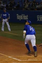 DSC06420 (shi.k) Tags: 神宮球場 横浜ベイスターズ 140516 嶺井博希 イースタンリーグ