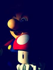 Evil Mario (Nao-Chan-91) Tags: nintendo mario videogames seta goomba
