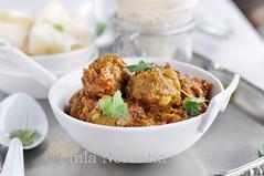 Meatball Curry / Kofta Kandhari (Finla Noronha) Tags: indian lamb meatball kofta curries indiancurry lambkofta indiandishes meatballcurry koftakandhari