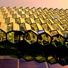 Rough around the edges (Arni J.M.) Tags: building glass wall architecture facade geotagged iceland islandia reykjavik geotag reykjavík ísland islande islanda harpa nikond80 harpaconcerthall