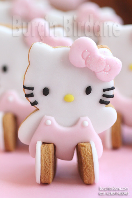 Hello Kitty Cookie 4