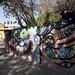 Altro murale nel barrio Bellavista
